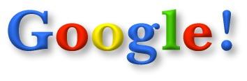 Google's Logo 2001