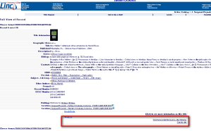 Example Catalog Page
