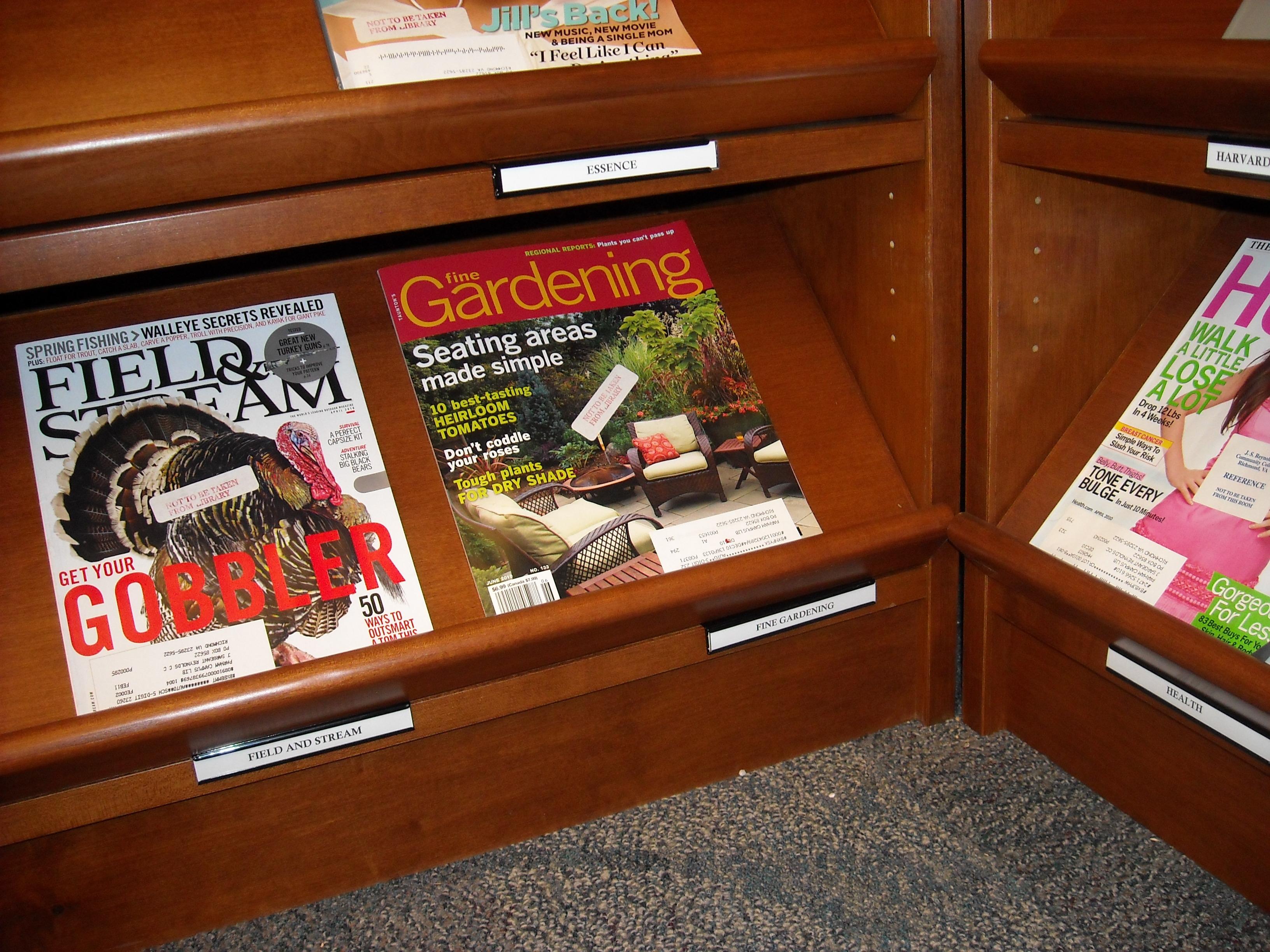 Fine Gardening Reynolds Library Blog