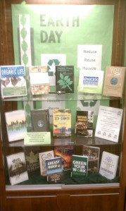 PRC Go Green Display