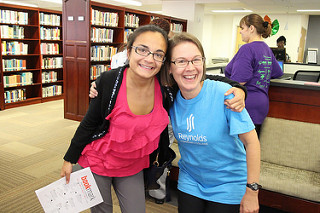 Reynolds Library Open House Welcomes Students