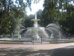 fountain-savannah